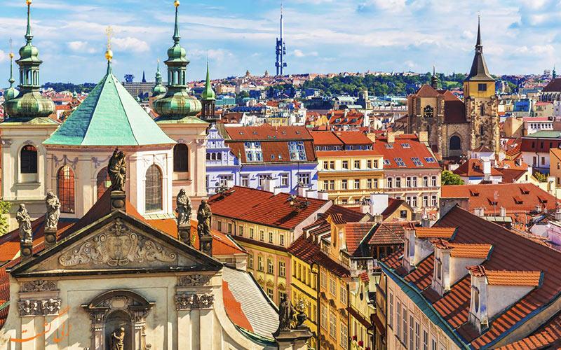 راهنمای ویزا و سفارت کشور چک