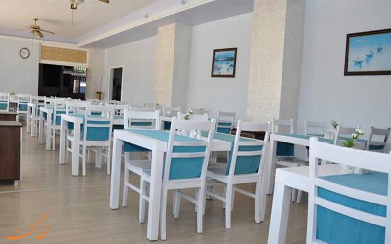 هتل پالاس آنتالیا- رستوران