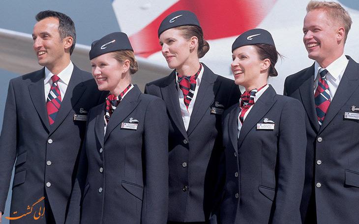 معرفی هواپیمایی بریتیش ایرویز