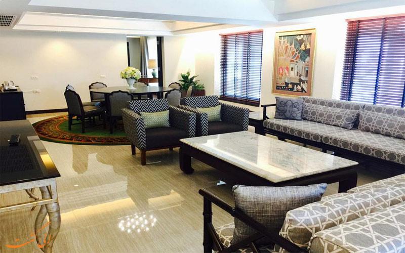 هتل ایندرا ریجنت بانکوک-لابی