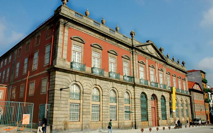 موزه ملی در پورتو