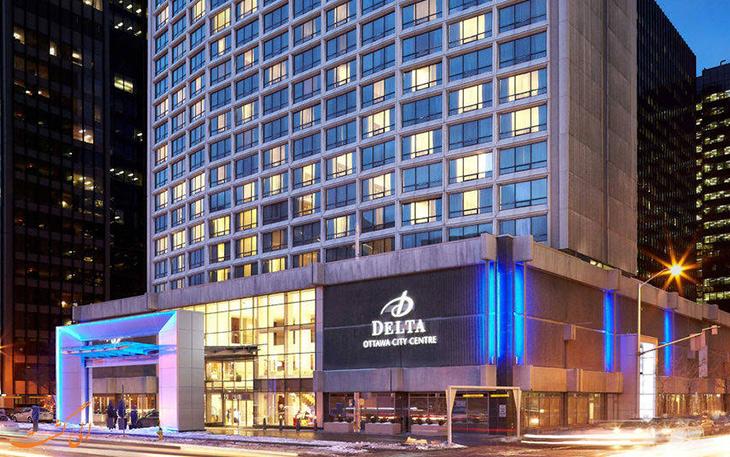 هتل دلتا در اتاوا