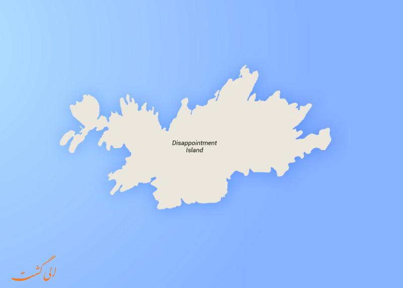 جزیره نا امیدی | افسرده کننده ترین مکان ها