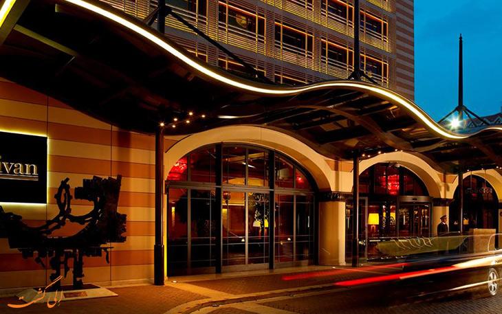 هتل دیوان در استانبول