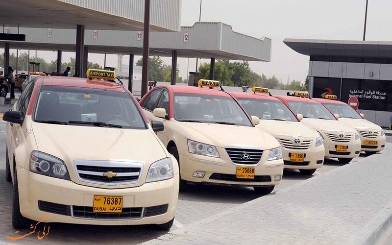 حمل و نقل ارزان در دبی