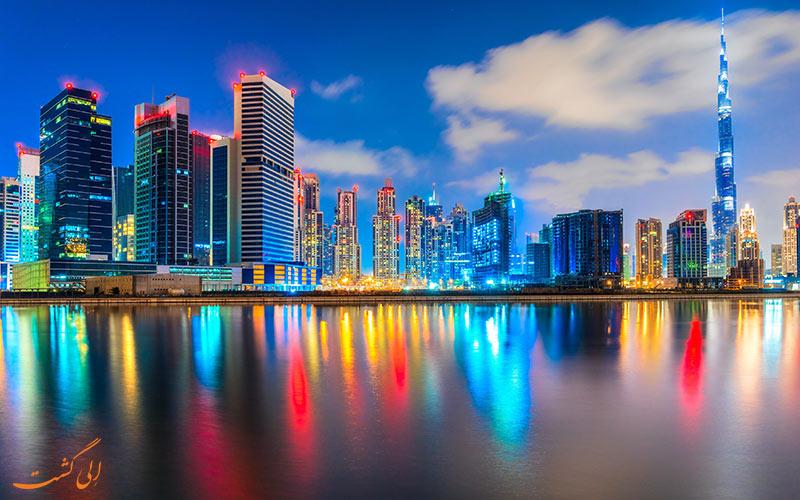 جاذبه های دبی- مراکز خرید دبی