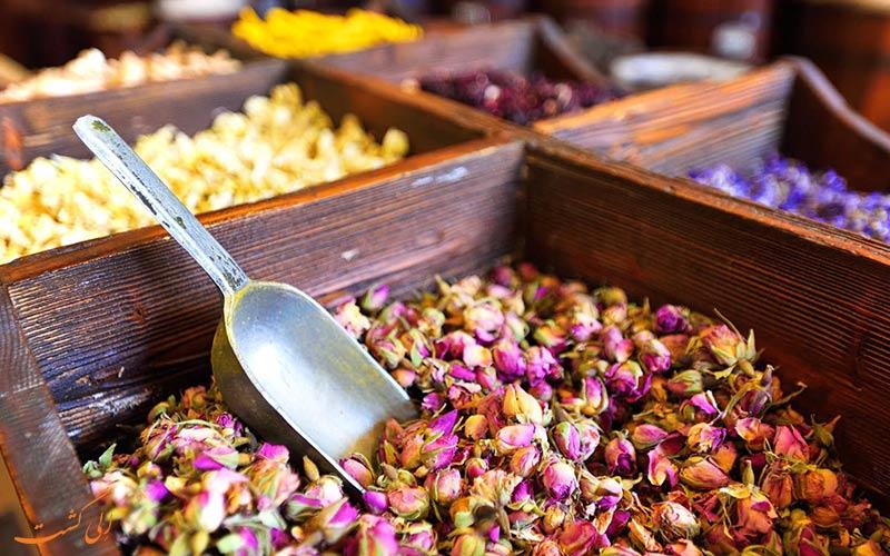 بازارهای سنتی دبی