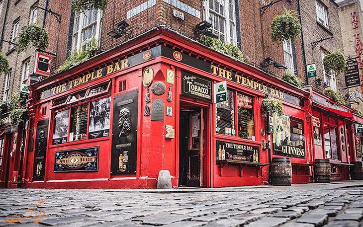 دوبلین پایتخت ایرلند