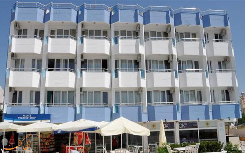 Antalya Palace Hotel- eligasht.com الی گشت