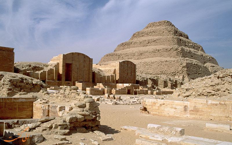 ویرانه های مصری