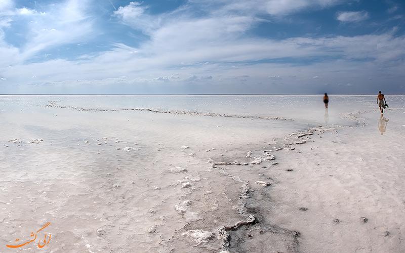 دریاچه التون