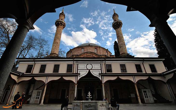 مسجد امیر سلطان