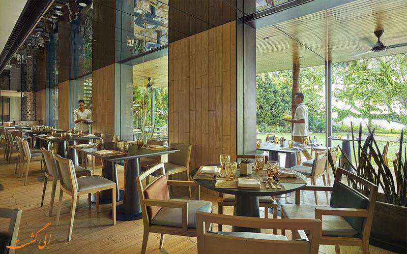 خدمات رفاهی هتل پارک رویال پنانگ