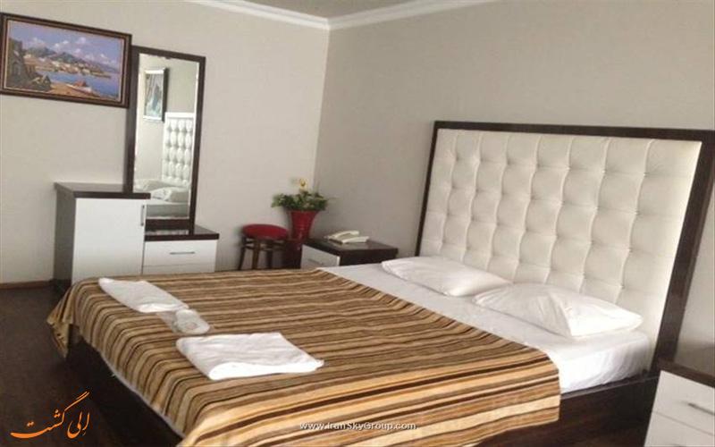 امکانات اتاق های هتل پالاس آنتالیا