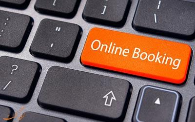 سیستم آنلاین خرید بلیط هواپیما