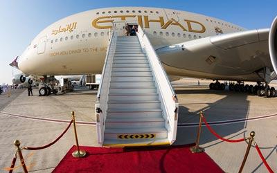 معرفی هواپیمایی الاتحاد