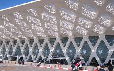 فرودگاه منارا