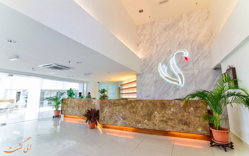 هتل فلامینگو پنانگ Flamingo Hotel
