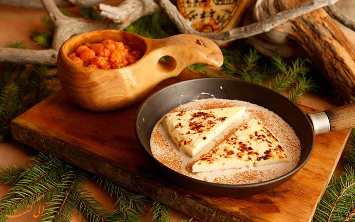 غذاهای فنلاندی