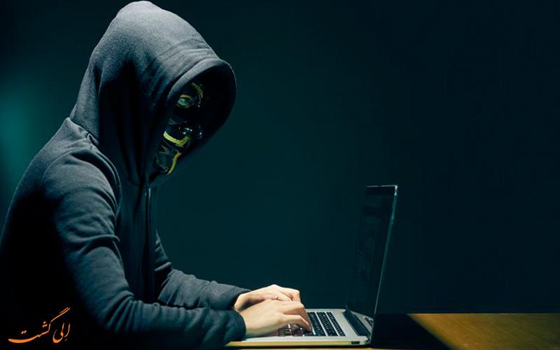 چگونه موبایل ما هک می شود