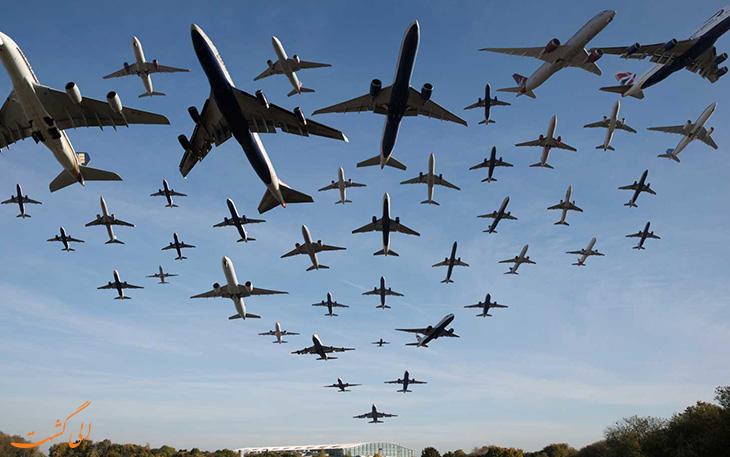 ردیابی ترافیک هوایی