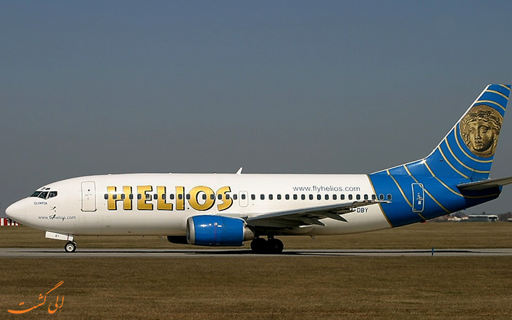 پرواز هلیوس معمای صنعت هواپیمایی