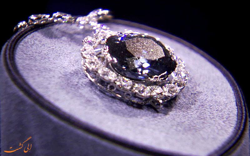 الماس امید، الماس نفرین شده
