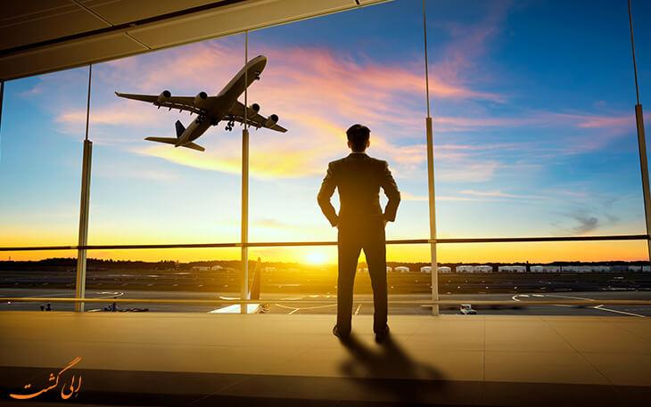 امنیت سفر با هواپیما