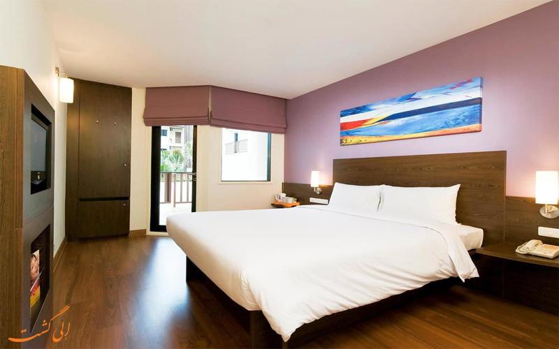 امکانات اتاق های هتل ایبیس پوکت