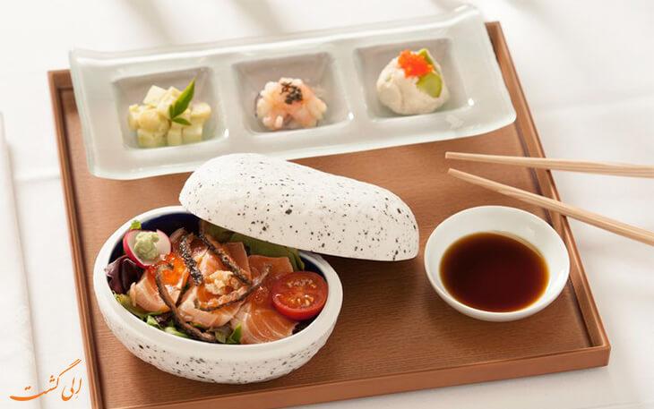غذای سنگاپور ایرلاینز