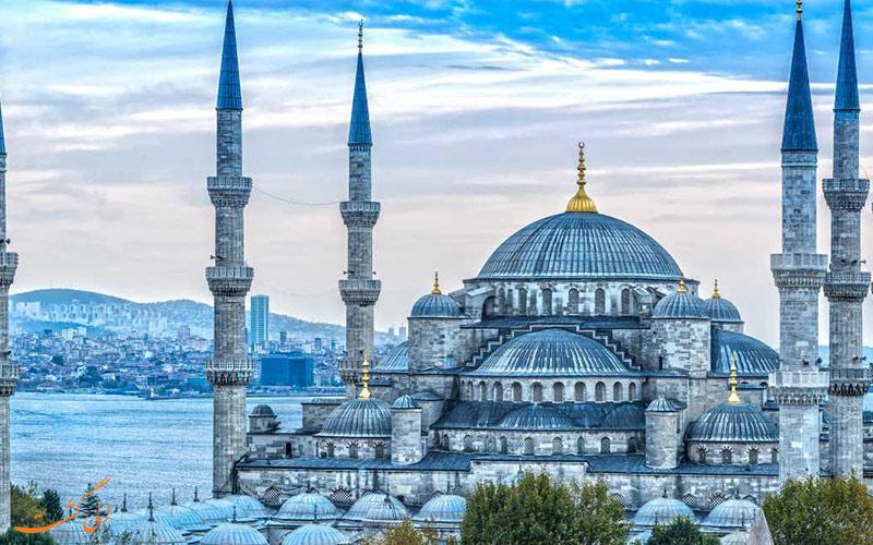 جاذبه های زیبای استانبول