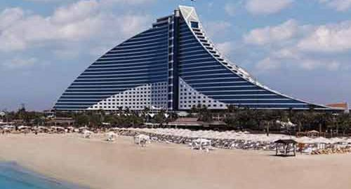 هتل جمیرا بیچ دبی امارات