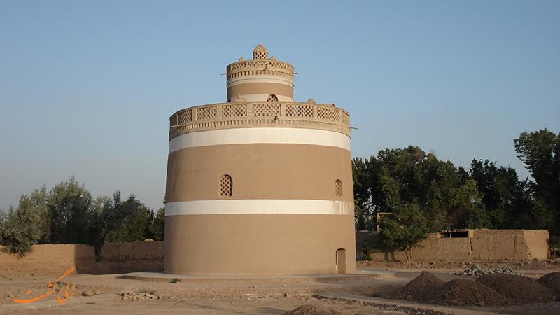 برج کبوتر خانه اصفهان