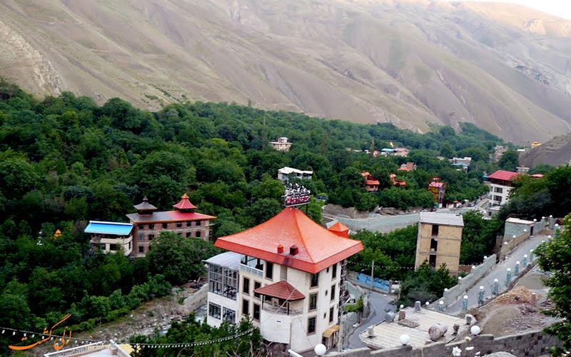 روستای کن