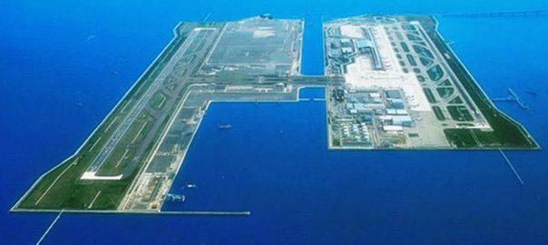 فرودگاه کانسای ژاپن