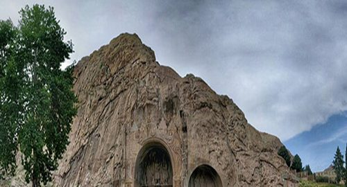 اثر زلزله بر بنا و آثار تاریخی کرمان