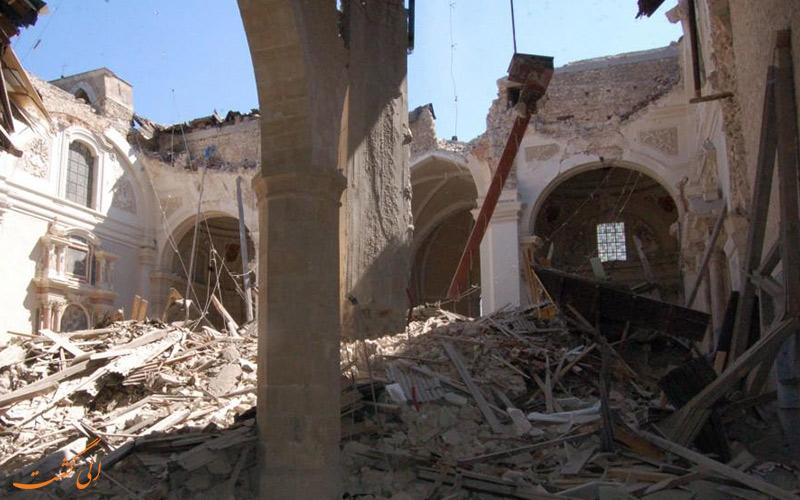 تخریب بنباهای تاریخی شهر کرمان