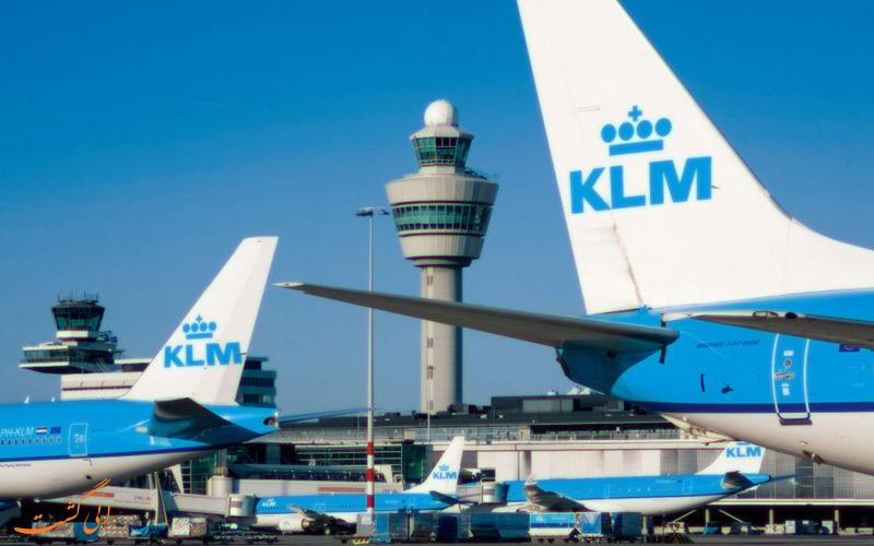 هواپیمایی کی ال ام