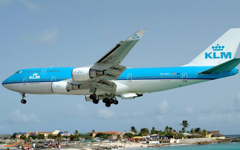 هواپیمای کی ال ام