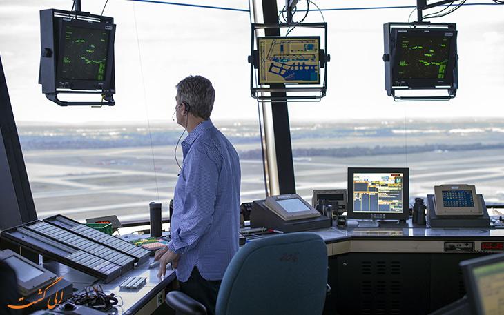 متخصص مراقبت پرواز