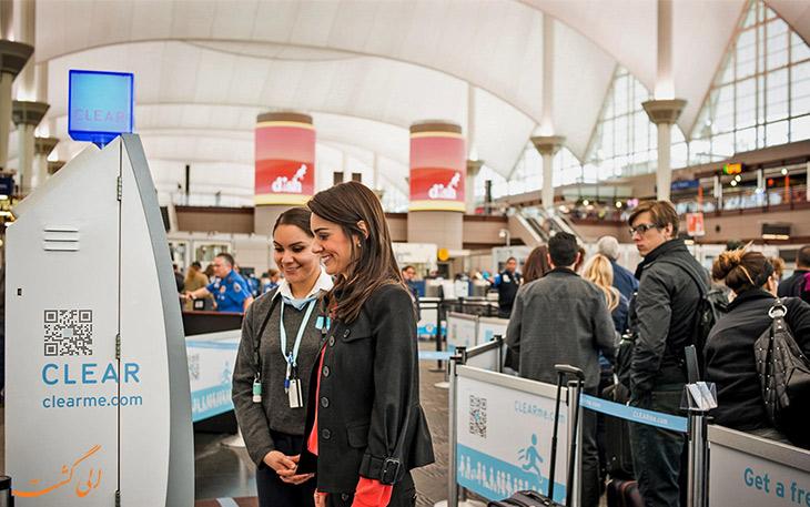 مشکل تشخیص هویت بیومتریک در فرودگاه دبی