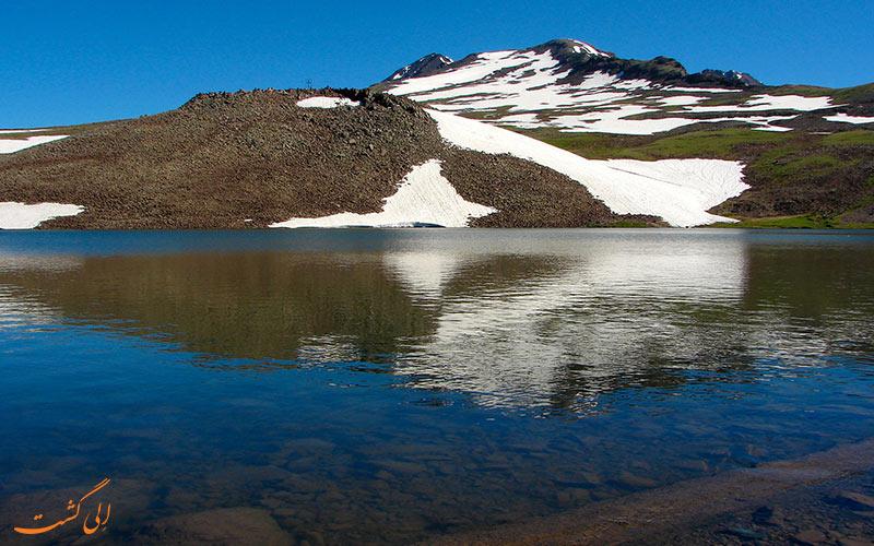 دریاچه کاری ارمنستان