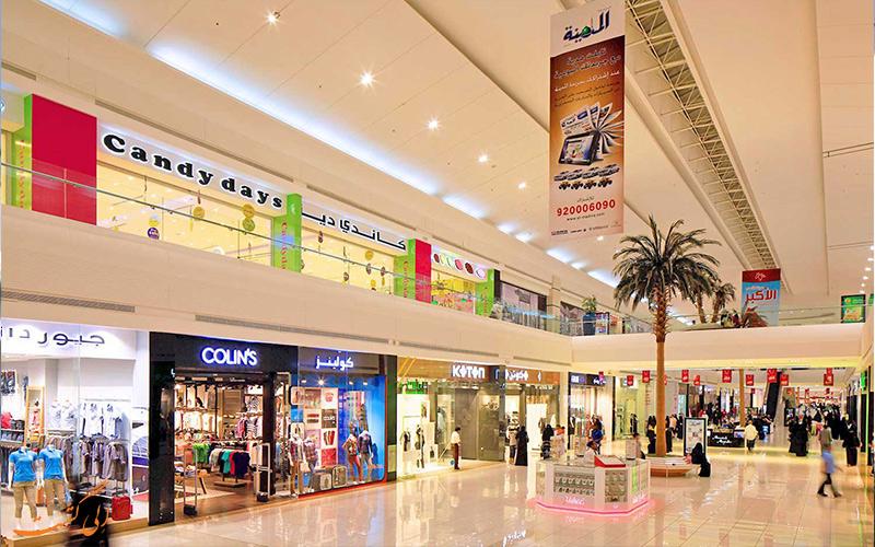 مرکز خرید عمان