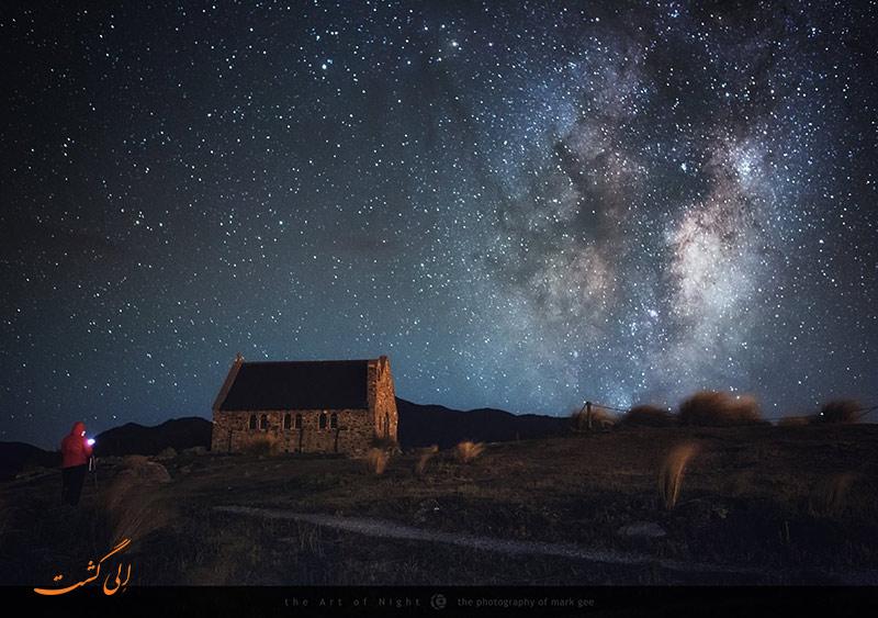 شب های نیوزیلند