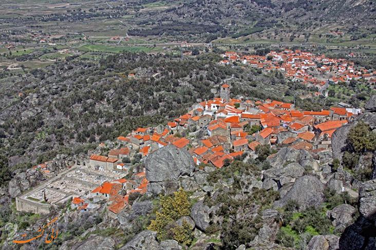 روستای مونسانتو پرتغال | کشور پرتغال