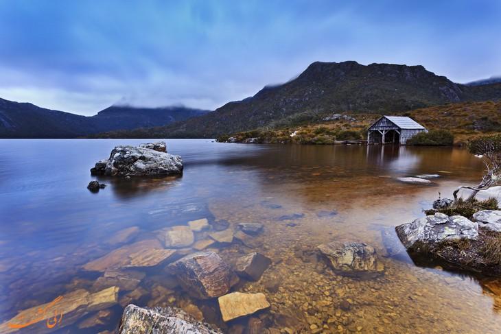 Tasmania Mt Cradle