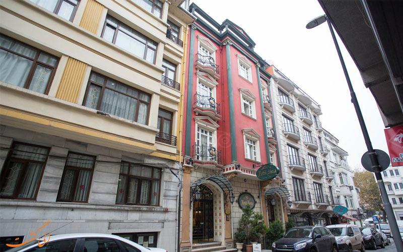 هتل ننا استانبول Hotel Nena