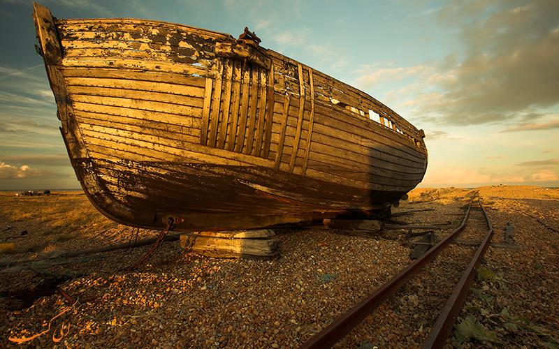 کشتی نوح کجاست