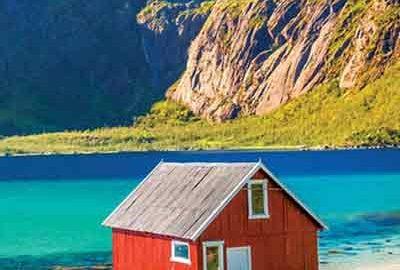 کلبه ای در نروژ