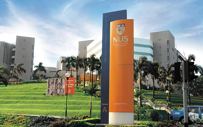 دانشگاه های سنگاپور